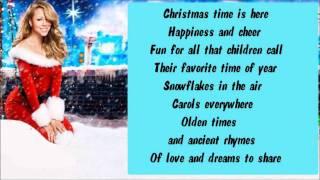 Mariah Carey - Charlie Brown Christmas + Lyrics