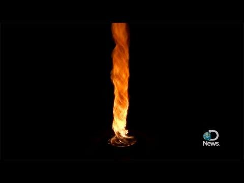 Fire Tornado Explained YouTube - This slow motion fire tornado is the coolest thing youll see all day