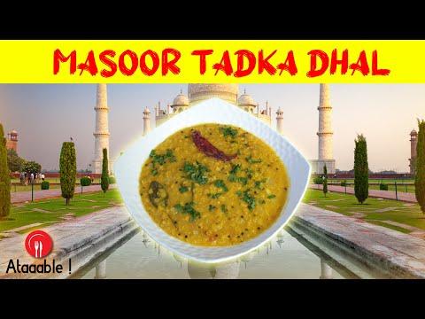 masoor-tadka-dhal