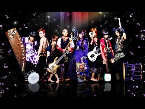 Wagakki Band - Top 10 'Vocalo Zanmai' Songs (和楽器バンド)