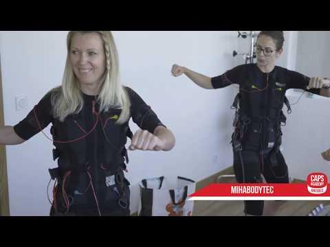 Caps Academy  Antibes, la santé par le sport