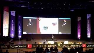 Organo Gold Turkey Istanbul - Grand Openning March 8, 2015 - P…