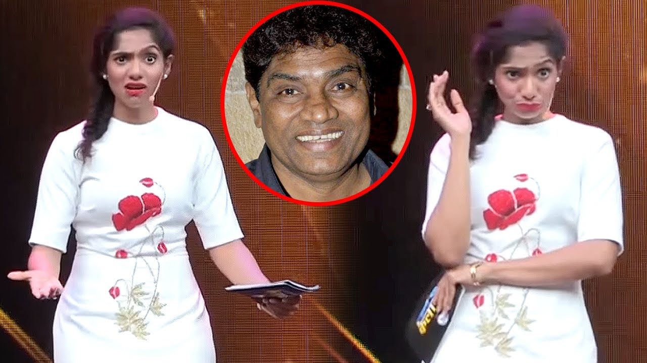 Johnny Lever Daughter Jamie Lever Comedy VIDEO - YouTube | 1280 x 720 jpeg 132kB
