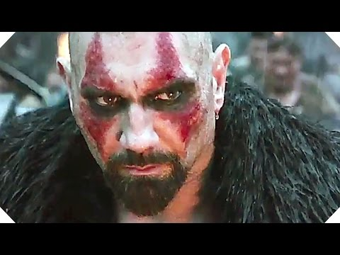 THE WARRIORS GATE Bande Annonce VF (Fantastique, 2017) streaming vf