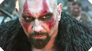 THE WARRIORS GATE Bande Annonce VF (Fantastique, 2017) streaming