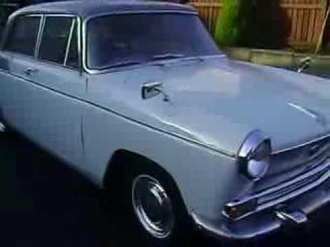 austin cambridge a55 1959