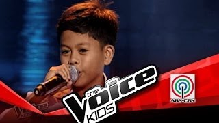 """The Voice Kids Philippines Blind Audition """"Bulag, Pipi, Bingi"""" by Lee"""