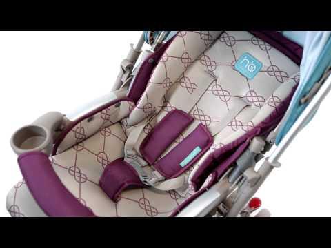 Desire by HB | Happy Baby® - видео-обзор прогулочной коляски