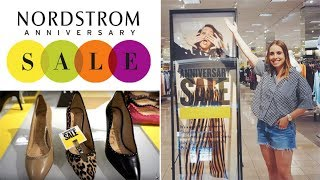 NORDSTROM ANNIVERSARY SALE  2018- SHOES, HANDBAGS, COATS- Come Shop With Me | xoxo, paige olivia