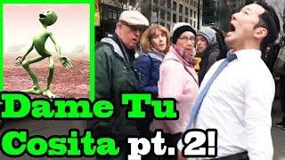 Dame Tu Cosita Challenge The New Version In Public
