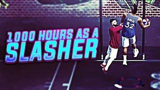 what 1000 hours of slasher experience looks like nba 2k18