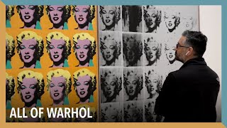A Brief History of Andy Warhol | VOA Connect