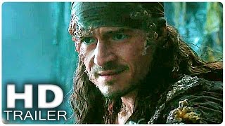 PIRATES OF THE CARIBBEAN 5 NEW Trailer Spot (2017)