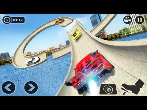 Impossible GT Car Racing Stunts Game 2019 #Android GamePlay HD #Car Games To Play #Game Downloading