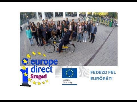 Fedezd fel Európát! - Europe Direct Szeged - 2017 Tömörkény