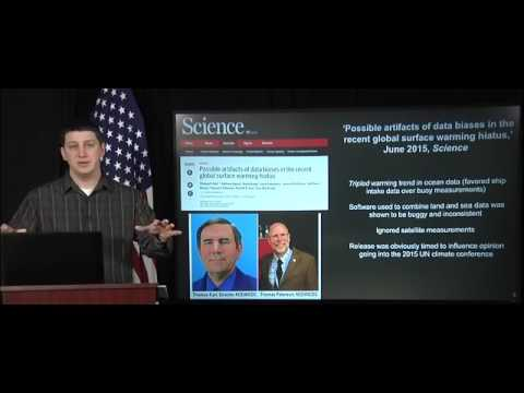 Climategate ll Explained - NOAA Whistleblower - Data Manipulation - Global Warming Hoax