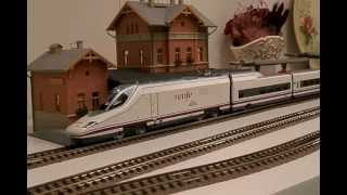 HO Electrotren RENFE AVE S-112 DCCサウンド付(品番3514S) thumbnail
