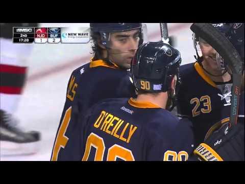 Devils @ Sabres Highlights 10/24/15