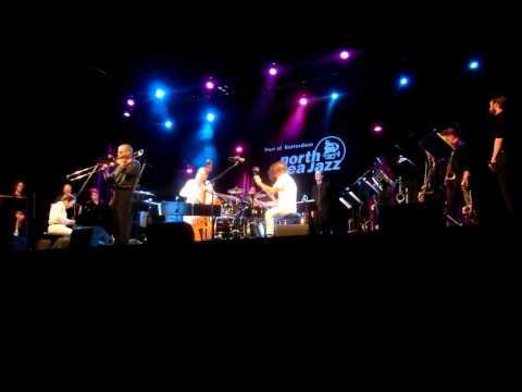 Phronesis & New Rotterdam Jazz Orchestra Extendend - Live North Sea Jazz Festival 9 juli 2017
