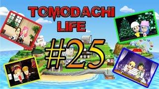 Tomodachi Life Ep #25 Grovile le busca una Novia a Kenshin
