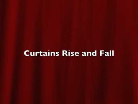 Curtains rise and fall-Marthie Nel Hauptfleisch-Woman On Fire