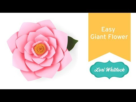 Easy Giant Flower