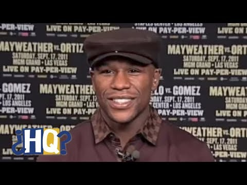 Floyd Mayweather Talks About Carrying 2 Million Dollars In Cash In A Backpack | Highly Questionable