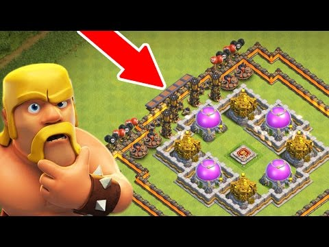 Thumbnail: TAKE ALL MY LOOT FOR FREE!! - Clash Of Clans - THE ULTIMATE TROLL!!