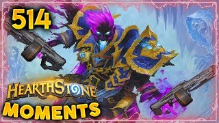 Anduin Goes Full Ham!! | Hearthstone Daily Moments Ep. 514