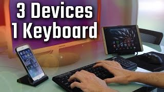 Logitech k375s - Hands On Review