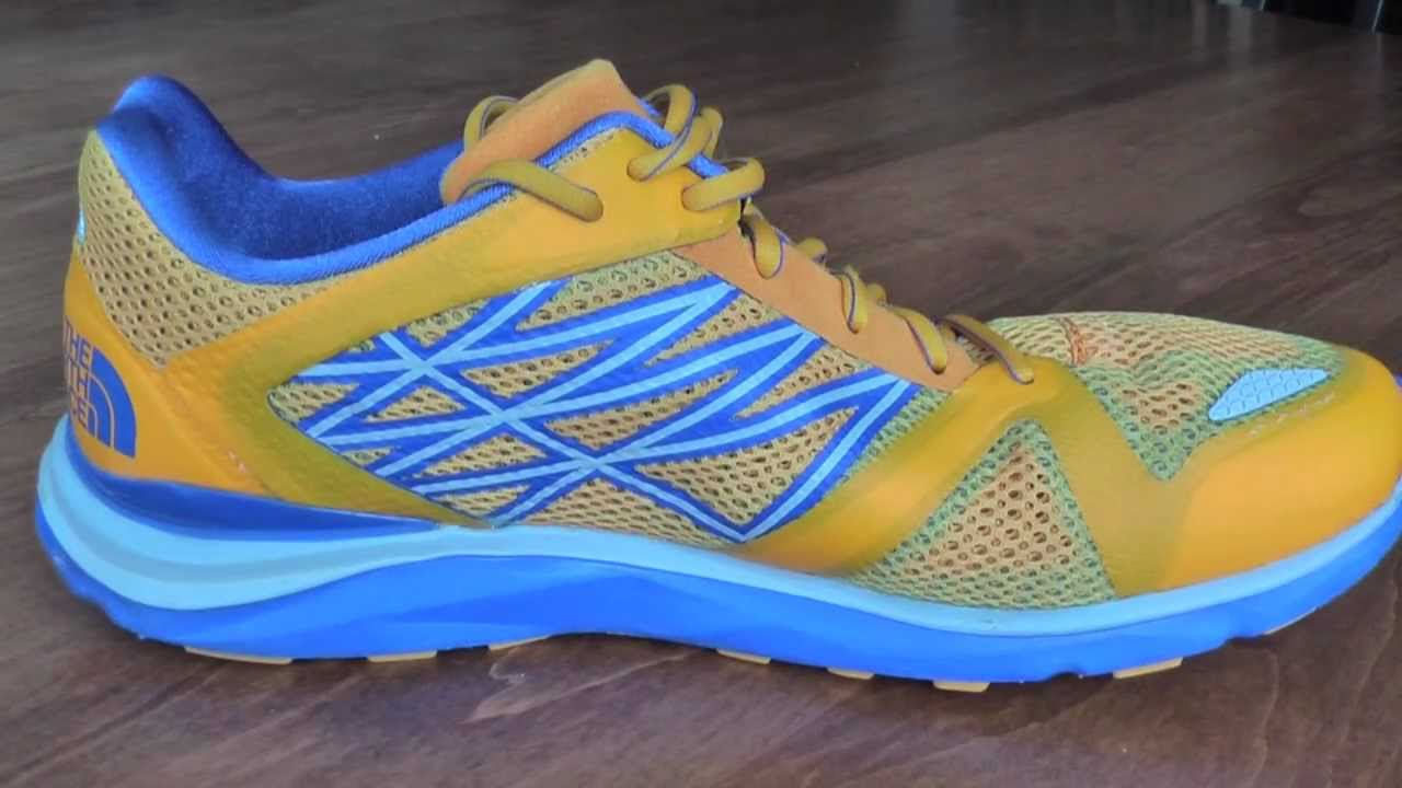 tnf running shoes