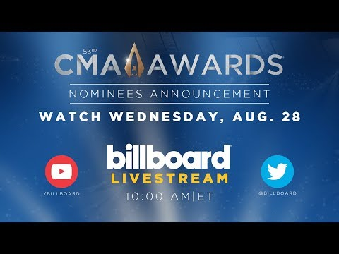 Dusty - CMA Nominations are out!