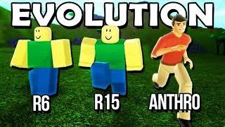 Opinion sobre los Nuevos Anthro / Retro ROBLOX - LOQUENDO