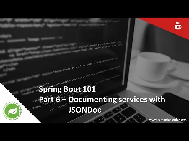 Spring Boot 101 (Part 6) - Documenting REST services with JSONDoc