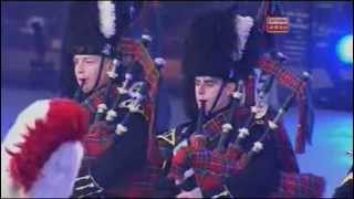 Pipes and Drums of the Royal Scots Dragoon Guards 皇家蘇格蘭重裝甲衛隊風笛隊
