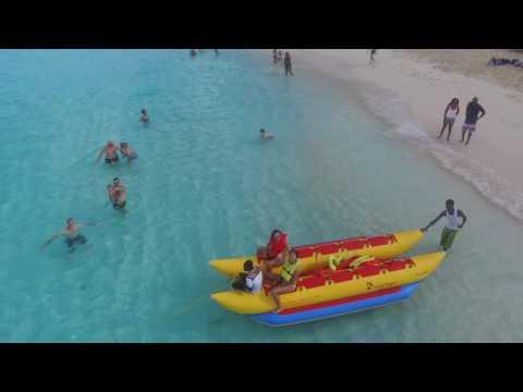 Drone Footage // Cabbage Beach // Paradise Island // Nassau // Bahamas // DJI Phantom 3