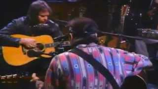 Neil Young, Harvest Moon, Unplugged