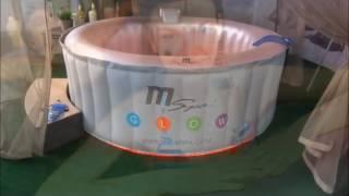 MSpa mobilni vířivka M 022L GLOW