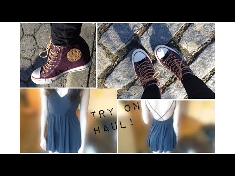 New York Try On Haul! (Urban Outfitters, Converse, Target, Ulta)