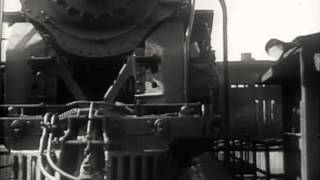 Passenger Trains: Rhapsody of the Rails - 1933 - CharlieDeanArchives / History of Rail Transport