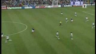 All the Goals of France '98 Part 1