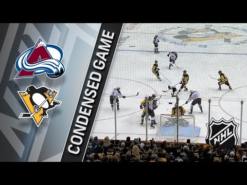 12/11/17 Condensed Game: Avalanche @ Penguins