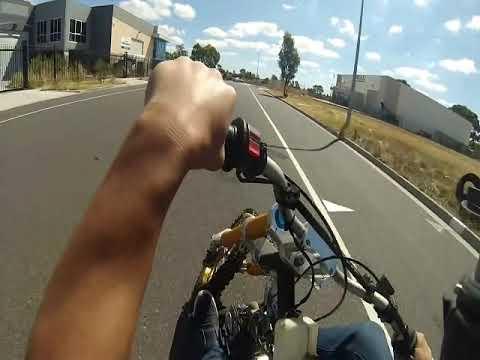 lifan 125cc 4 speed motorised drift trike youtube. Black Bedroom Furniture Sets. Home Design Ideas
