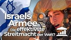Warum ISRAEL eine so MÄCHTIGE ARMEE hat - VisualPolitik DE