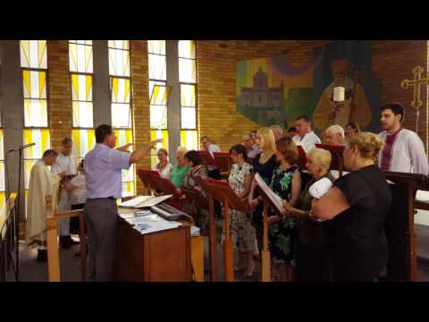 Ukrainian Catholic Church - Christmas Mass