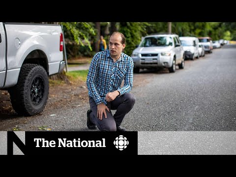 CBC News: The National: Vancouver police put knee on man's neck: witnesses