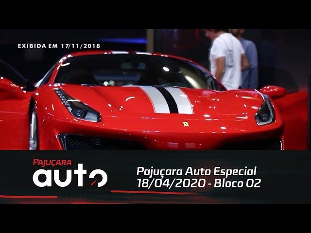 Pajuçara Auto Especial 18/04/2020 - Bloco 02