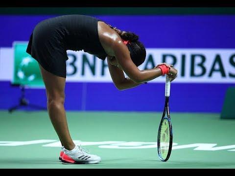 2018 WTA Finals   Osaka vs. Bertens Preview