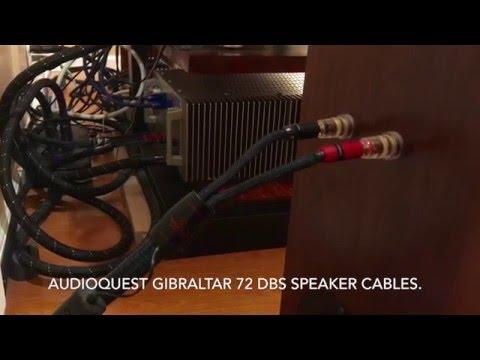Speaker Cables AudioQuest Type-4 vs. Canare 4s11 vs. Audioquest Gibraltar