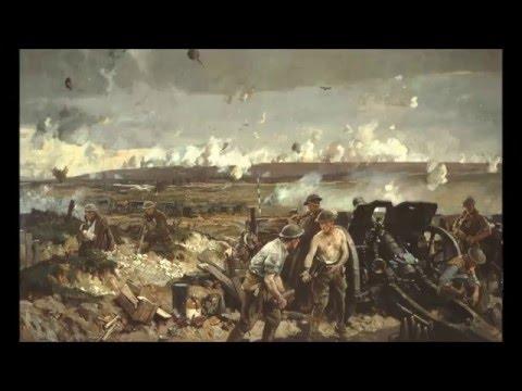 Great War Paintings